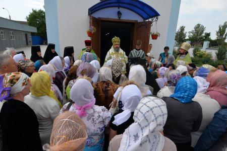 Престольный праздник в Благовещенской женской обители