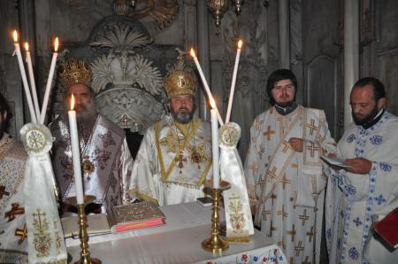 Молитва о мире в Украине на Святой Земле