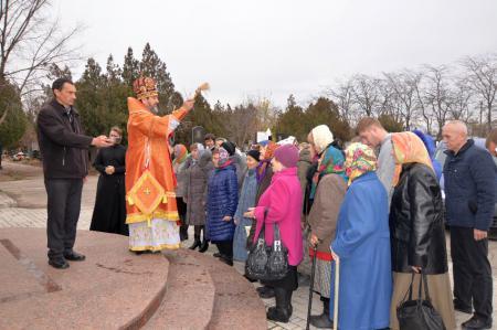 Престольный праздник в церкви мученика Виктора