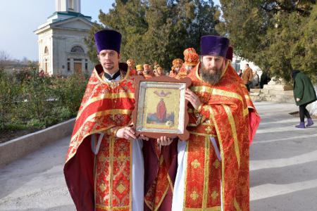 Престольный праздник Екатерининского собора Херсона