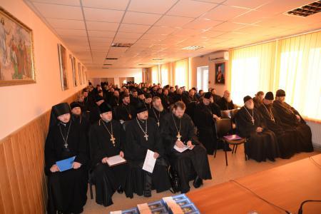 Епархиальное собрание духовенства в городе Херсоне