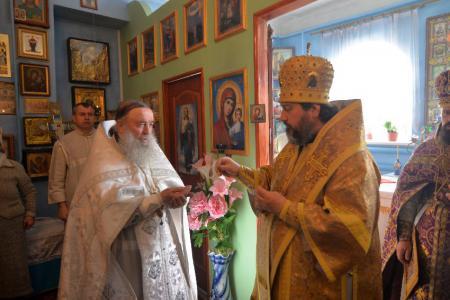 Митрополит Иоанн освятил новую часовню в честь равноапостольного князя Владимира