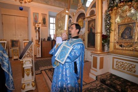 Акафист у чудотворного Касперовского образа Божией Матери