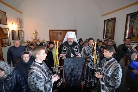 Богослужения в четверг первой Седмицы Великого поста