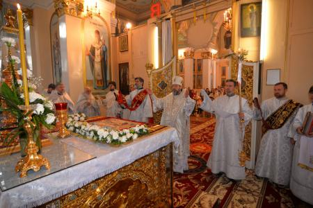 Празднование в честь Касперовской иконы Божией Матери