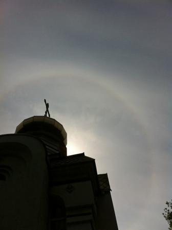 Престольный праздник Георгиевского храма Херсона