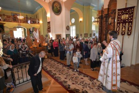 Екатерининскому собору Херсона 230 лет