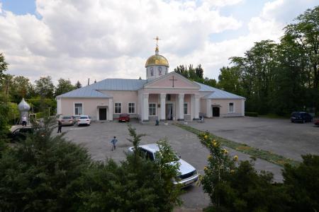 Юбилей Новониколаевского прихода