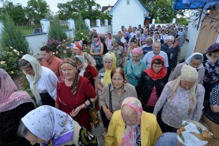 Престольный праздник Херсонского Благовещенскго монастыря