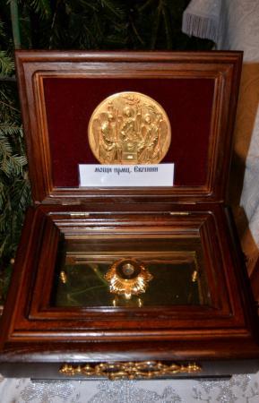 Предпразднство Рождества Христова в Свято-Духовском кафедральном соборе Херсона