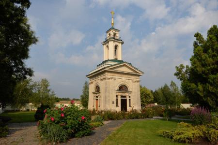 Митрополит Иоанн возглавил освящение храма и праздничное богослужение в Екатерининском соборе Херсона