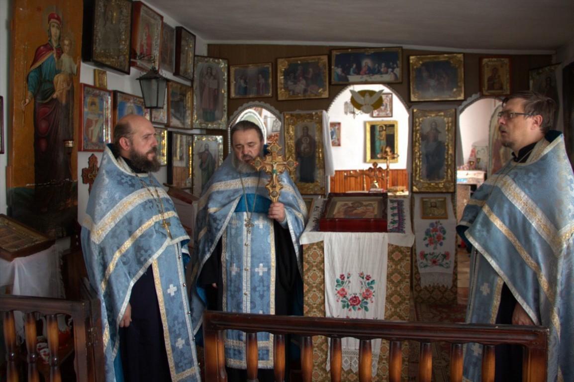 В Херсоне расписали иконами тюремный храм