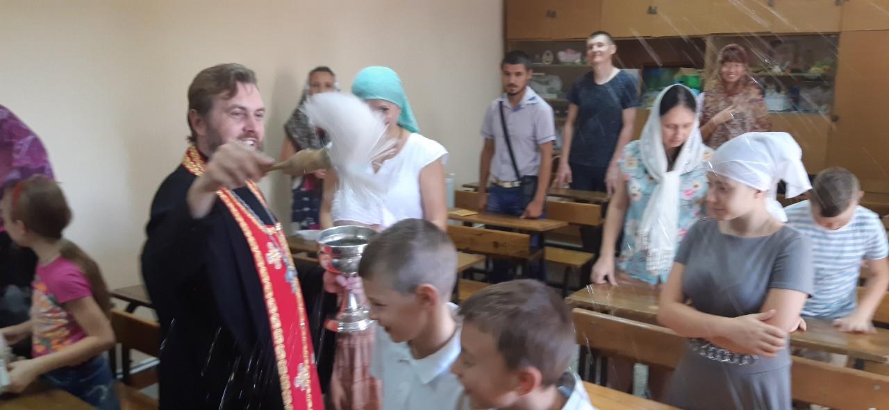В воскресной школе при Свято-Духовском соборе начали учебный год