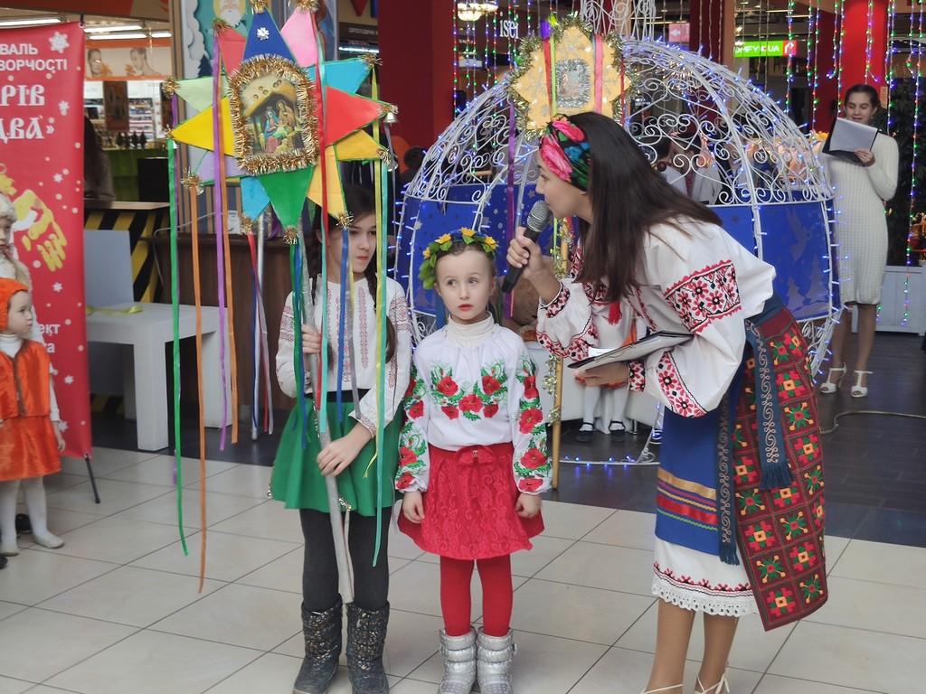В Херсоне отпраздновали праздник Рождественской Звезды
